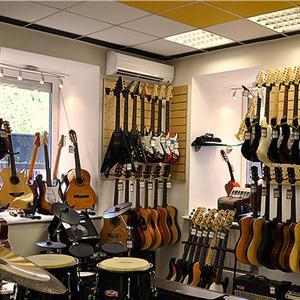 Музыкальные магазины Тутаева