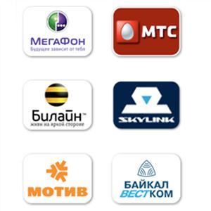 Операторы сотовой связи Тутаева