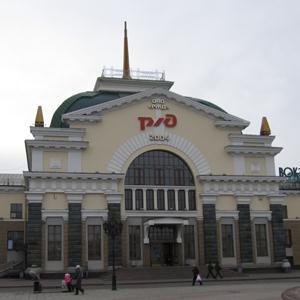Железнодорожные вокзалы Тутаева